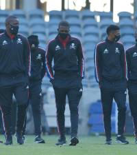 Orlando Pirates captain Jele is happy ahead of CAF Cup clash