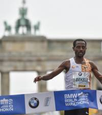 Bekele to attempt marathon world record after COVID scare