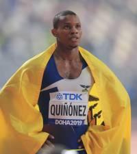 Ecuadorian Olympic sprinter Alex Quinonez shot dead