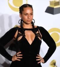 Alicia Keys will host the Grammy Awards