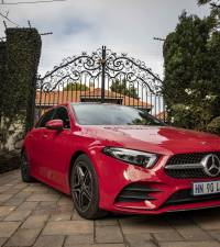 DRIVEN: Mercedes-Benz A-Class A200