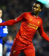 Liverpool's Sturridge charged with breaching FA betting rules