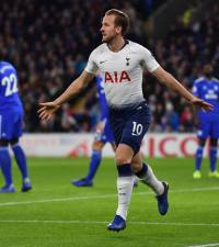 Tottenham striker Kane out until March with ankle injury