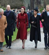 UK royals to praise health workers before Meghan and Harry interview