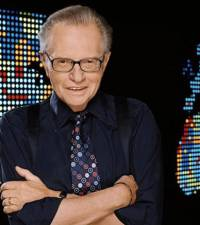 Veteran US broadcaster Larry King dies aged 87