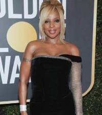 Mary J. Blige wants to date a wealthy man