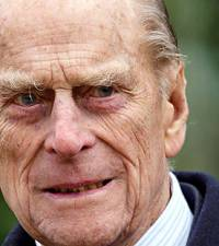 Prince Philip, 97, escapes unhurt from car crash
