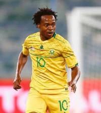 Percy Tau out as Hugo Broos names Bafana Bafana squad for Ethiopia WC qualifiers