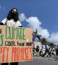 CT youth demand SA government act quickly on climate change