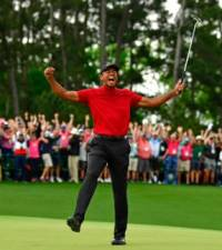 Tiger to defend Masters title behind closed doors
