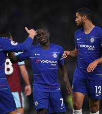Chelsea up to fourth after frustrating Burnley draw