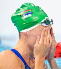 'Still so unreal' - Schoenmaker 'shocked' at record-breaking gold
