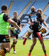 Wasps' Premiership final spot in doubt after more positive virus tests