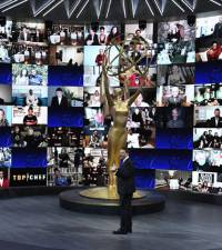 Five takeaways from Emmys night - RBG, 'Friends' and HBO