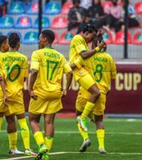 Banyana Banyana defeat Nigeria to claim Aisha Buhari Cup title