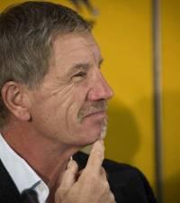 'We belong here': Baxter defiant in defeat