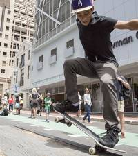 On a path to the US, CT skater heads to global Street League Skateboarding