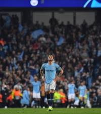 Man City must 'stand up' from Tottenham knockout blow to keep Liverpool at bay