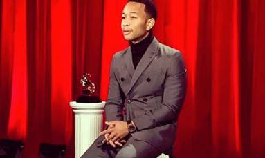 John Legend: Kanye sees himself in Trump