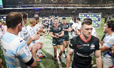 Premiership Rugby confirm Saracens relegation for salary cap breaches