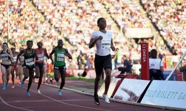 Semenya doesn't make IAAF female athlete of the year finalist list