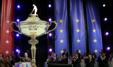 USA, Europe aim to tame nerves in pursuit of Ryder Cup