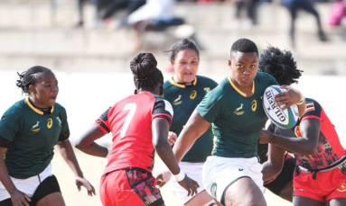 Springbok Women ready for Spain clash