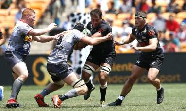 Jantjies at the double as Stormers edge the Sharks