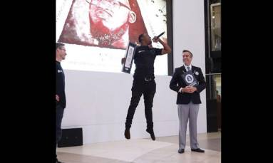 Use your potential, says SA artist after achieving Guinness World Record