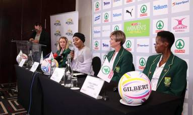 SA Netball World Cup squad selected over 3 years, says coach