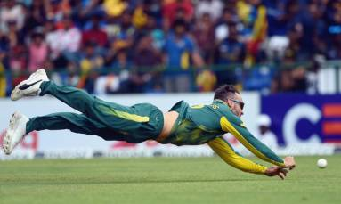 Amla, Du Plessis ruled out of Zim ODI series