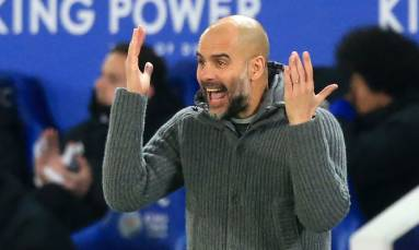 Man City still not clinical enough to win Champions League - Guardiola