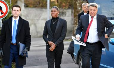 Caster Semenya sets the record straight on funding in IAAF case