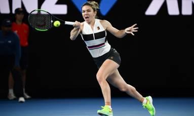 Halep hopes dream Wimbledon run can end US Open nightmare