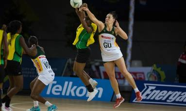 Proteas ease passed Zimbabwe in Africa Netball Cup