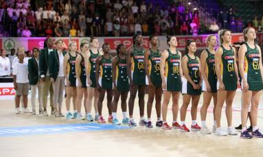 Dumisani Chauke: South Africa is ready for 2023 Netball World Cup