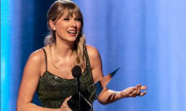 Taylor Swift opens up about eating disorder struggle