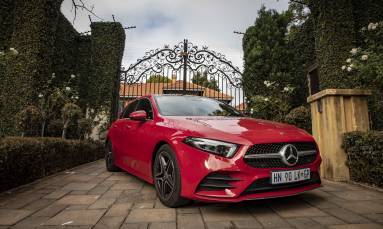 DRIVEN: Mercedes-Benz A-Class A200