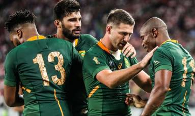 Jean de Villiers: Boks need better execution against Wales