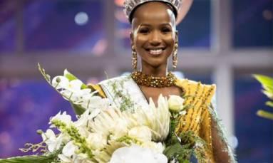 Newly crowned Miss SA Musida hopes to be a representative of SA's beauty