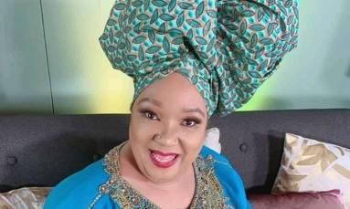 Goodbye V-Mash: 90's TV star Vinolia Mashego dies