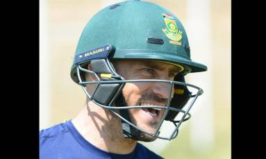 Du Plessis: Batting the key for any potential number 7