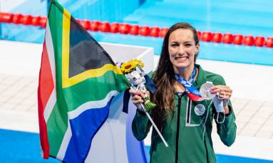 A week of glory & disappointment for Team SA in week 1 of 2020 Tokyo Olympics
