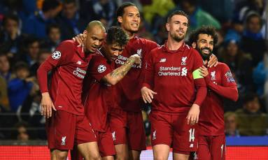 'Something crazy' - Klopp delight as Liverpool march on in Europe