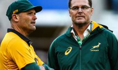 Jacques Nienaber confirmed as new Springboks head coach