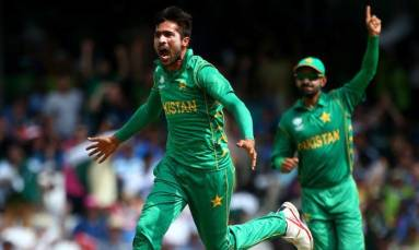 Pakistan leaves out Amir from World Cup preliminary squad