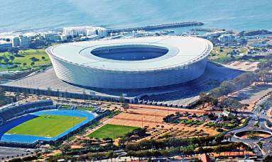 Cape Town Stadium still not ready for upcoming City, Chiefs match