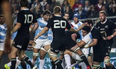 Stopping Pumas locks vital for NZ success, says Barrett
