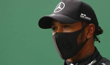 Hamilton in dreamland after record-breaking triumph