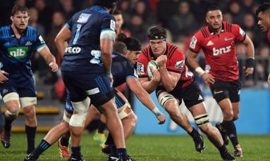 Rivalry revitalised as Crusaders-Blues gear up for showdown
